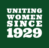 TG - Uniting women since 1929 logo