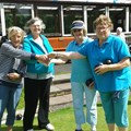 Semi Finalists - Margaret Booth & Ann Broadrick with Denise Cooley & Carol Jones