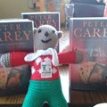 TG Ted visited Bramley Rotherham Guild's Readers' Group!