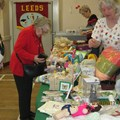 Leeds Federation held a coffee morning in aid of Comic Relief in Wetherby, where members produced an excellent display of Arts and Crafts items and cakes. £590 was raised!
