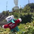 TG Ted is spreading the word about TG again - this time in Santiago Chile!
