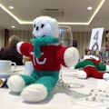 TG Ted enjoyed the International Women's Day Luncheon yesterday!