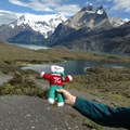 TG Ted in Southern Patagonia!