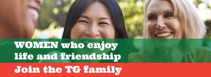 TG - the best membership organisation to join